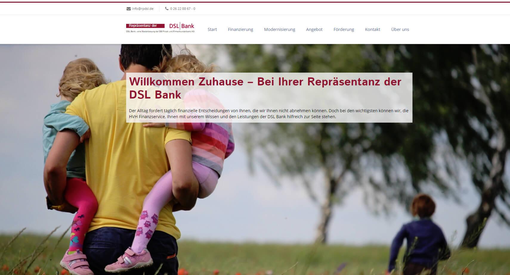 Repräsentanz der DSL Bank
